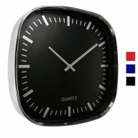Wall Clock (Plastic & Glass with Quartz engine) - hmi36030