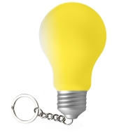 Anti-Stress lamp 204 (Yellow Anti stress ball - Foam rubber) - hmi47204