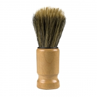 Shaving Brush 600 (wooden shaving brush) - hmi82600