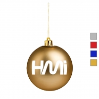Christmas Ball (Christmas ornament 8cm) - hmi99099