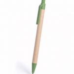 Eco friendly pen and pencil as a set with recycled paper cover - Umweltfreundlicher Stift und Bleistift im Set mit Recyclingpapierabdeckung  | hmi22824