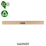 Eco friendly Ruler made from wood (30cm) - Umweltfreundliches Lineal aus Holz (30cm) | hmi96129