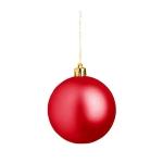 CHRISTMAS BALL 099(Red) - WEIHNACHTSKUGEL 099(Rot)   hmi99099