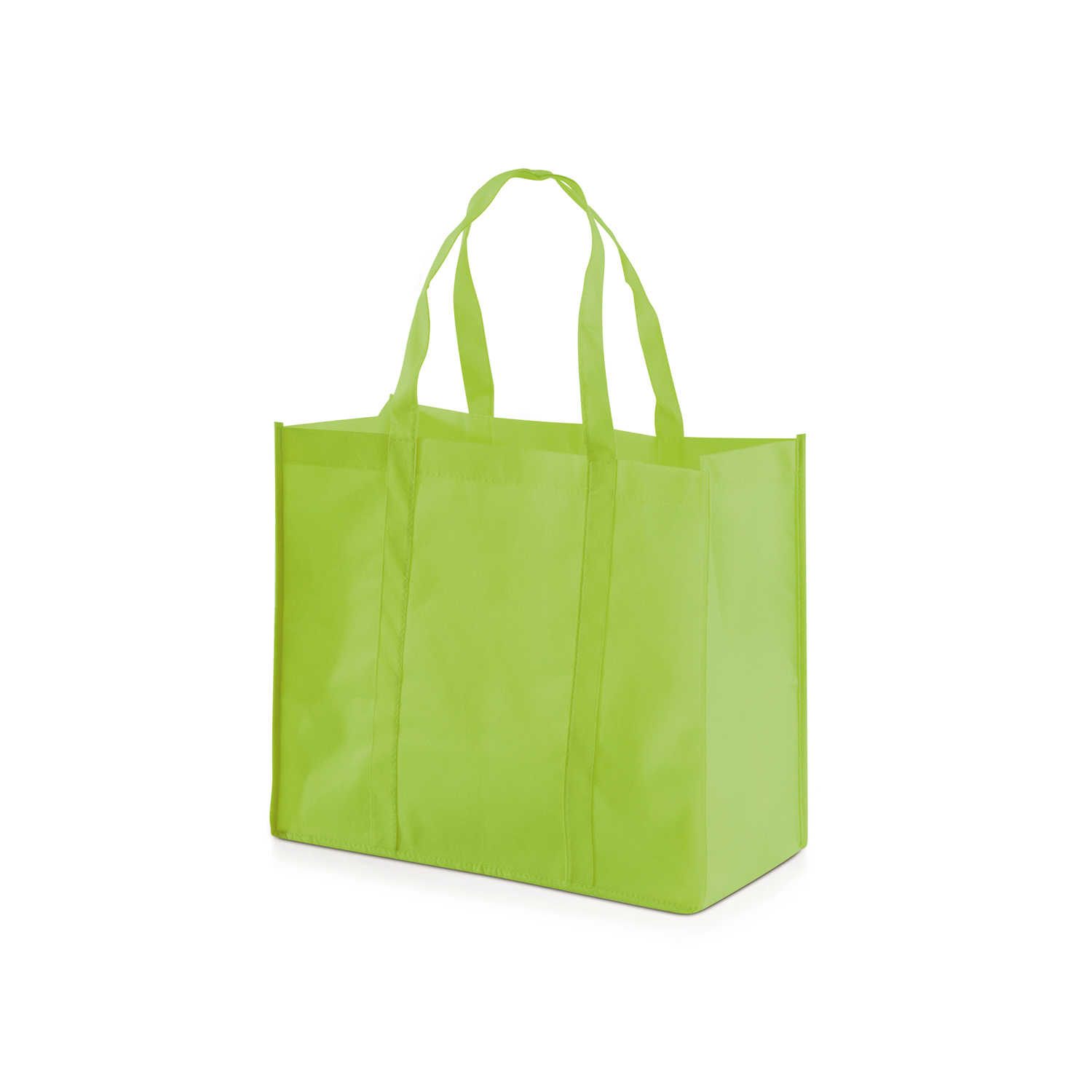 Shopping Bag 013 (Non-woven Shopping bag) - hmi17013-09 (Green)