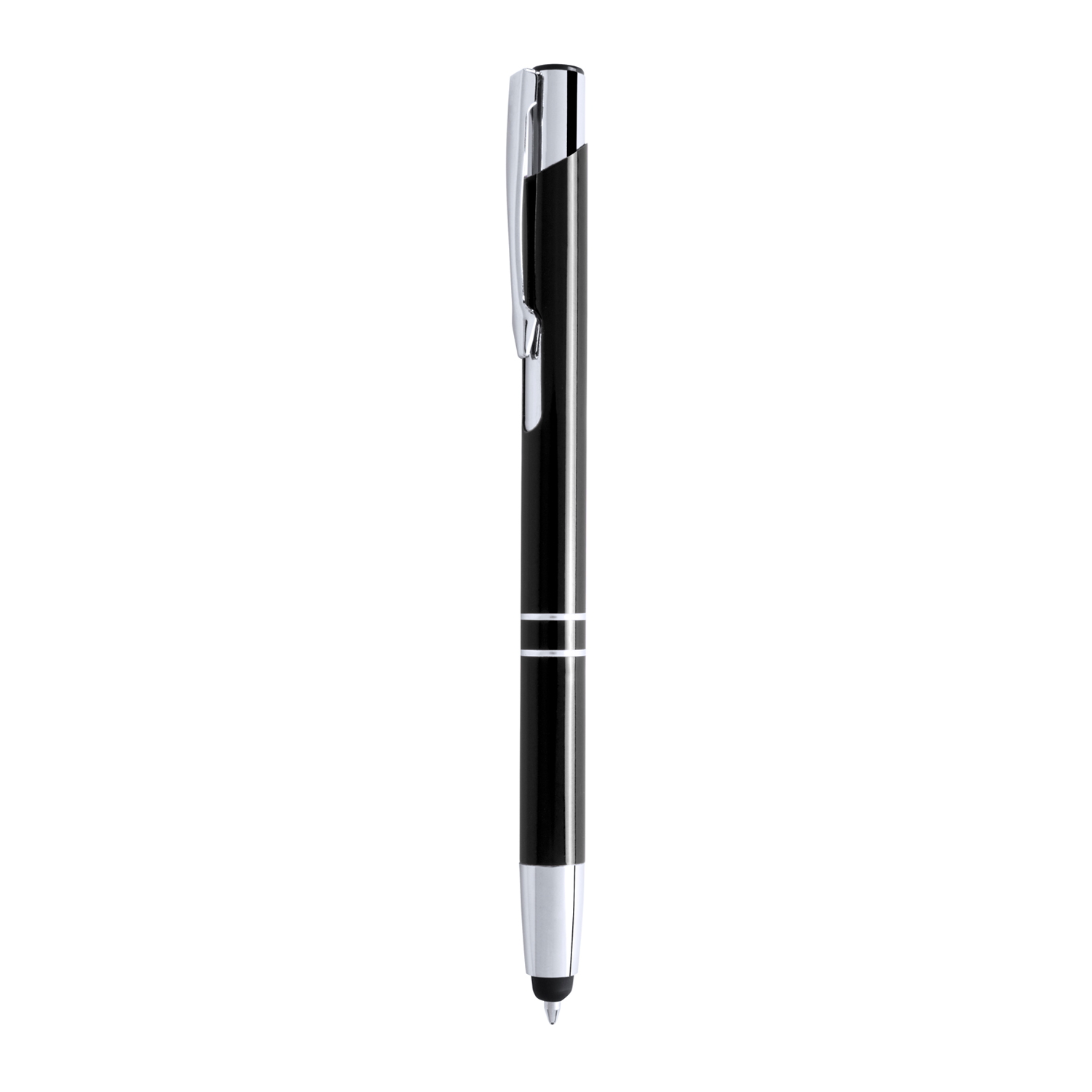 Ball Pen 058 (Aluminium ball pen) - hmi22058-01 (Black)