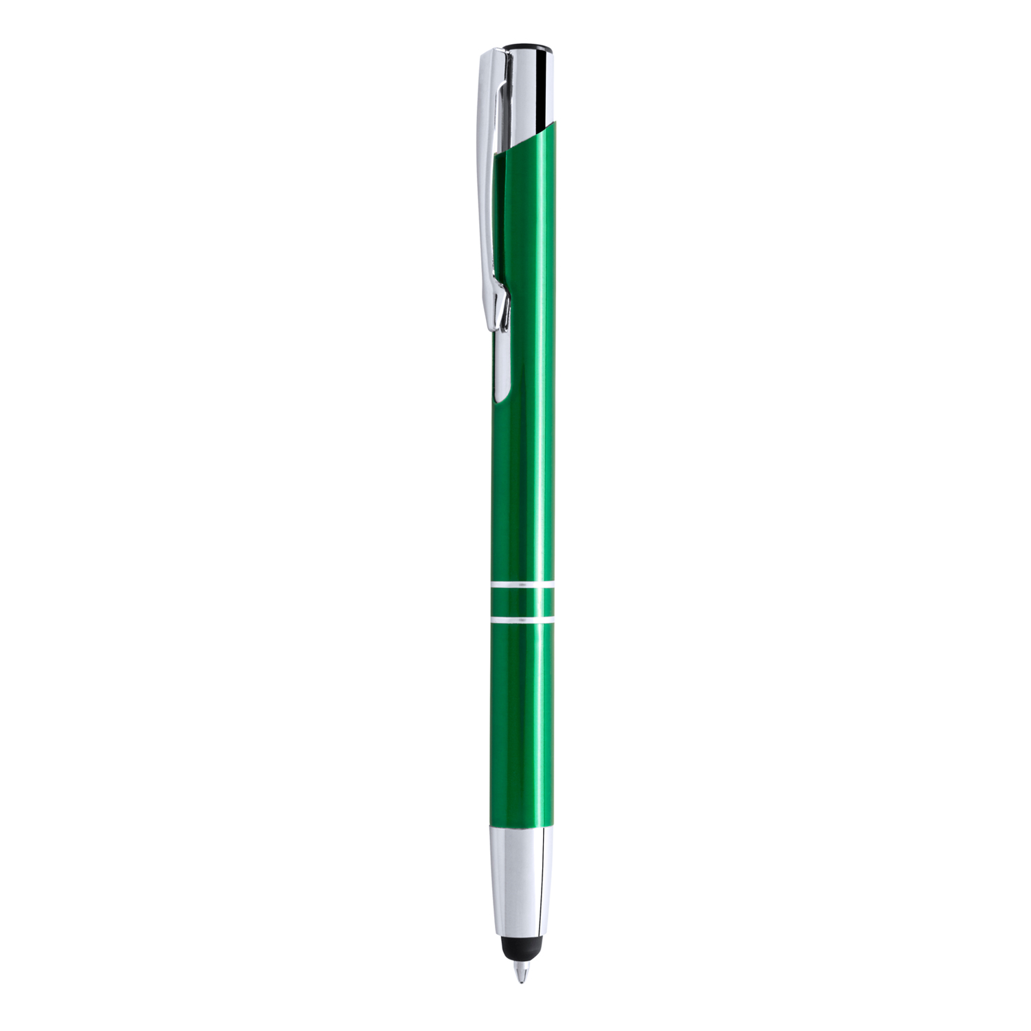 Ball Pen 058 (Aluminium ball pen) - hmi22058-09 (Green)