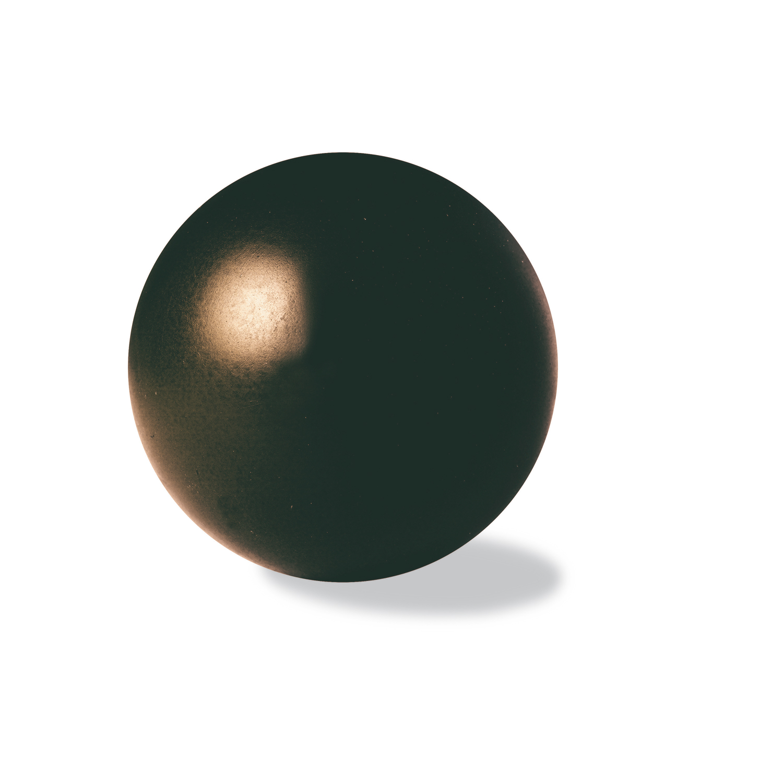 Anti-Stress Ball (Foam Rubber) - hmi29054-01 (Black)
