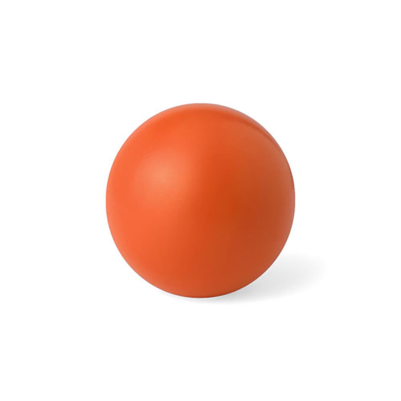 Anti-Stress Ball (Foam Rubber) - hmi29054-11 (Orange)
