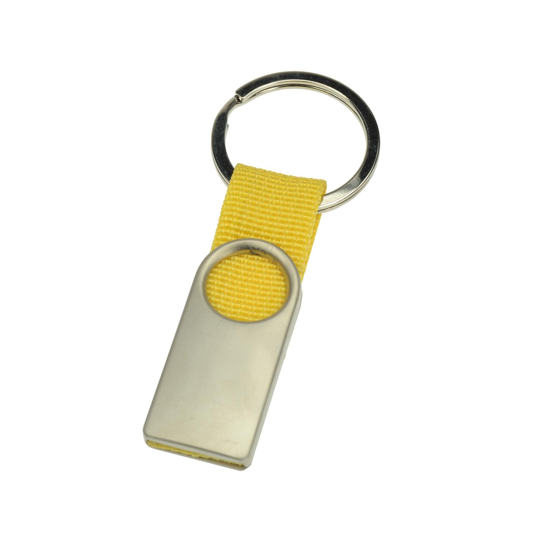 Keychain 007 (Metal) - hmi46007-12 (Yellow)