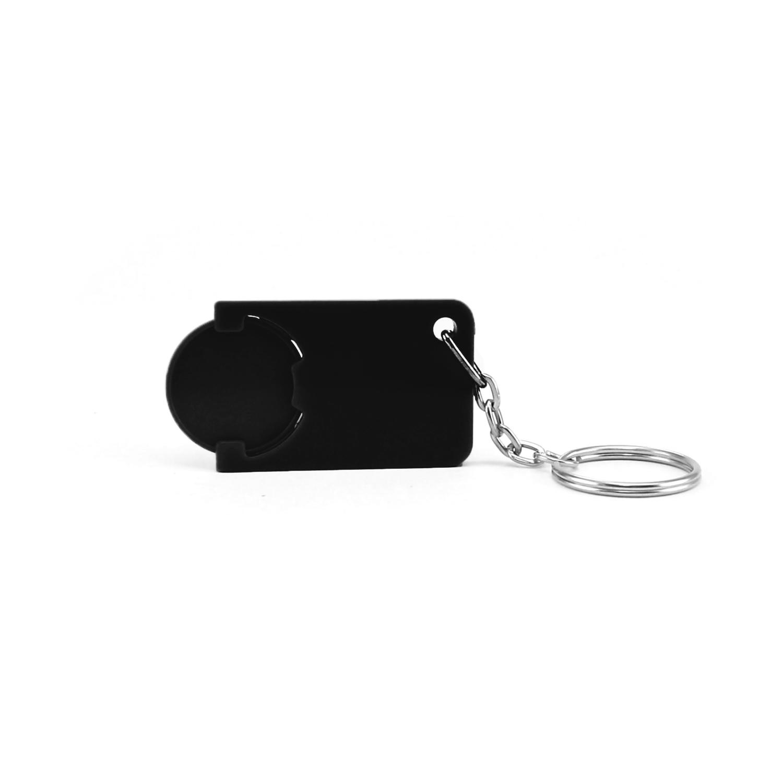 Keychain 039 (Shopping Trolley coin keychain) - hmi47039-01
